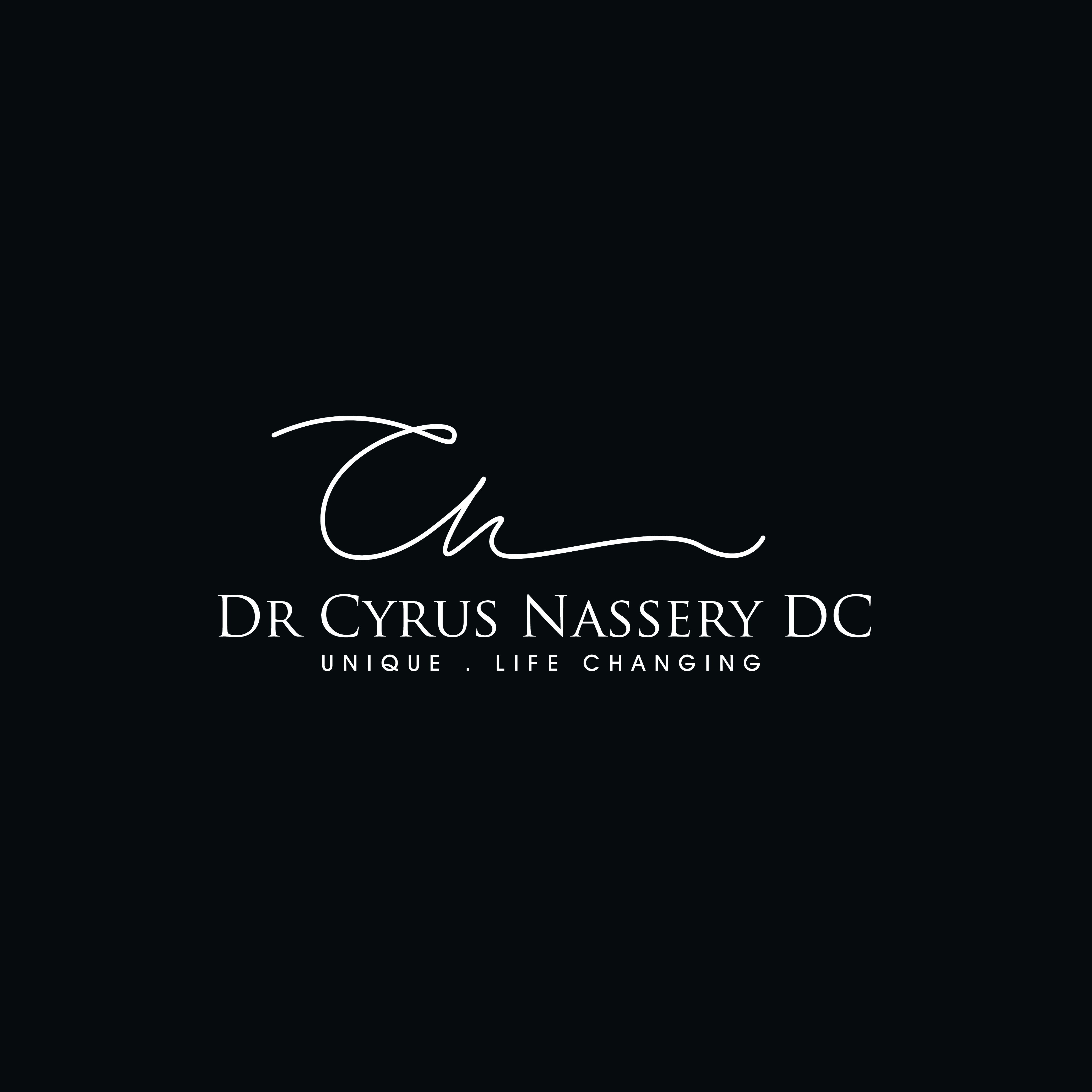 Dr Cyrus Nassery DC